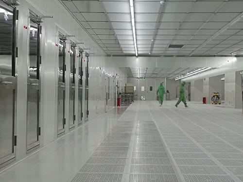 电子生产车间对空气洁净度的要求
