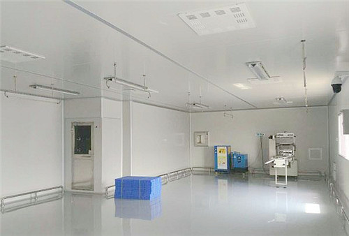 生物制药GMP车间