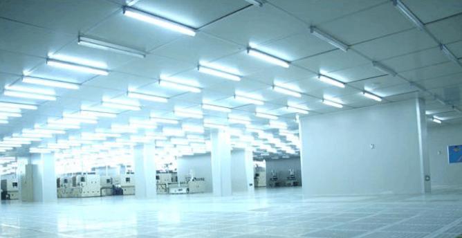 食品饮料厂十万级净化车间工程